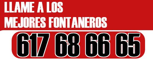 FONTANEROS 24 HORAS Y BARATOS